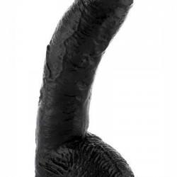 Μεγάλο και χοντρό μαύρο πέος