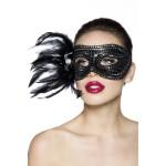 Μαυρη μάσκα προσώπου ινκόγκνιτο