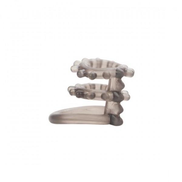 Διεγερτικά δαχτυλίδια πεους με κουκίδες