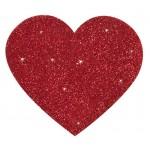 Αυτοκόλλητα στήθους κοκκινες καρδιες